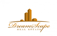 DreamScape Real Estate Logo - Entry #53