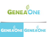 GeneaOne Logo - Entry #34
