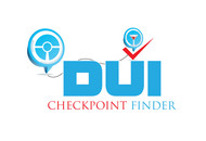 DUI Checkpoint Finder Logo - Entry #56