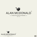 Alan McDonald - Photographer Logo - Entry #145