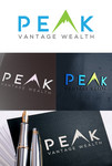 Peak Vantage Wealth Logo - Entry #83
