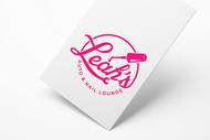 Leah's auto & nail lounge Logo - Entry #9