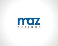 Maz Designs Logo - Entry #94