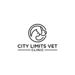 City Limits Vet Clinic Logo - Entry #202
