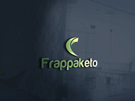 Frappaketo or frappaKeto or frappaketo uppercase or lowercase variations Logo - Entry #88
