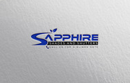 Sapphire Shades and Shutters Logo - Entry #30