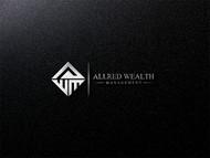 ALLRED WEALTH MANAGEMENT Logo - Entry #266