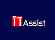IT Assist Logo - Entry #129