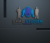 Chad Studier Insurance Logo - Entry #322