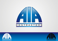 AIA CONTRACTORS Logo - Entry #77