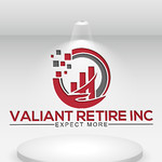 Valiant Retire Inc. Logo - Entry #105