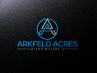 Arkfeld Acres Adventures Logo - Entry #166