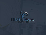 First Financial Inv & Ins Logo - Entry #73