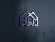 HLM Industries Logo - Entry #59