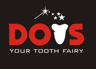 dots, the tooth fairy Logo - Entry #82