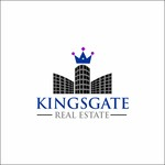 Kingsgate Real Estate Logo - Entry #53