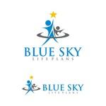 Blue Sky Life Plans Logo - Entry #361