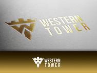 Western Tower  Logo - Entry #9