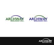 Archway Builders Inc. Logo - Entry #45
