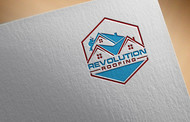 Revolution Roofing Logo - Entry #88