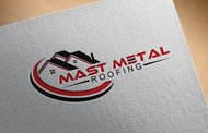 Mast Metal Roofing Logo - Entry #317
