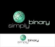 Simply Binary Logo - Entry #95