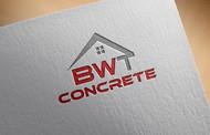 BWT Concrete Logo - Entry #315