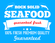 Rock Solid Seafood Logo - Entry #200