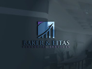 Baker & Eitas Financial Services Logo - Entry #87