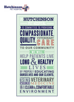 Hutchinson Pet Hospital Logo - Entry #13