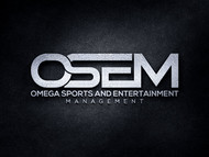 Omega Sports and Entertainment Management (OSEM) Logo - Entry #96