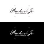 Rachael Jo Photography Logo - Entry #27