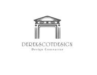 Derek Scot, Design Contractor Logo - Entry #18