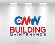 CMW Building Maintenance Logo - Entry #403