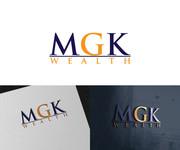 MGK Wealth Logo - Entry #485