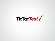 TicTacTest Logo - Entry #91