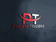 Pacific Traders Logo - Entry #158