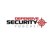 Defensive Security Podcast Logo - Entry #128