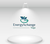 EnergyXchange Yoga Logo - Entry #127
