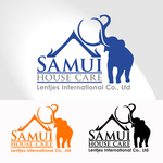 Samui House Care Logo - Entry #36