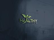 Healthy Livin Logo - Entry #483