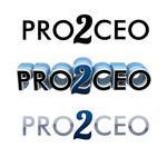 PRO2CEO Personal/Professional Development Company  Logo - Entry #91