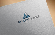 TRILOGY HOMES Logo - Entry #160
