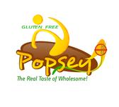 gluten free popsey  Logo - Entry #161