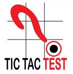 TicTacTest Logo - Entry #49