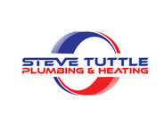 Steve Tuttle Plumbing & Heating Logo - Entry #13