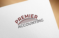 Premier Accounting Logo - Entry #53
