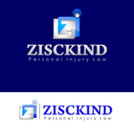 Zisckind Personal Injury law Logo - Entry #95