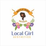 Local Girl Aesthetics Logo - Entry #132