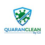 QuaranClean Logo - Entry #140